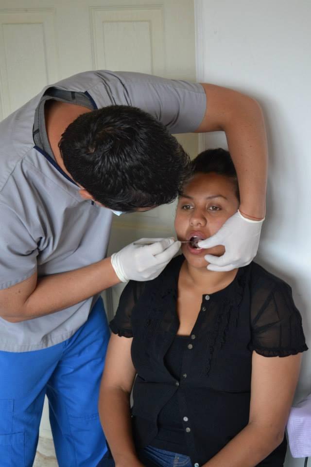 Anan programa dentistas